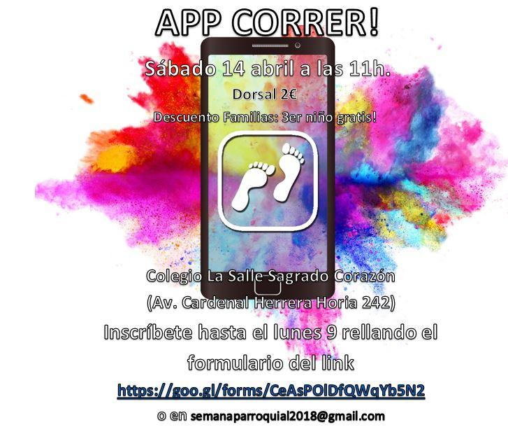 App correr